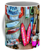 Fish Market Coffee Mug