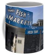 Fish Market In Hobart Coffee Mug