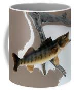 Fish Mount Set 02 C Coffee Mug