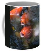 Fish Mouths 2 Coffee Mug