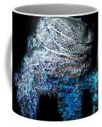 Fish Net Santorini Island Greece  Coffee Mug