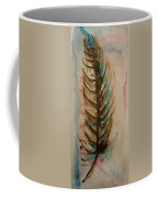 Fishbone Or Feather Coffee Mug