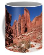 Fisher Towers Amphitheater Coffee Mug
