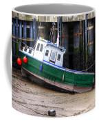 Fisherman Boat Coffee Mug