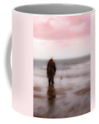 Fisherman By The Sea Coffee Mug