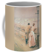 Fisherman St. Ives Coffee Mug by Anders Leonard Zorn