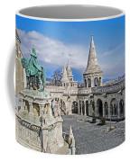 Fisherman's Bastion Coffee Mug