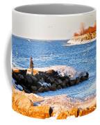 Fishermans Cove Coffee Mug