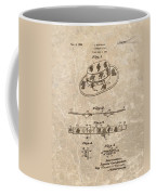 Fisherman's Hat Patent Coffee Mug