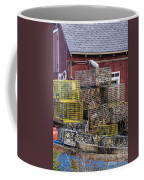 Fisherman's Shack Coffee Mug