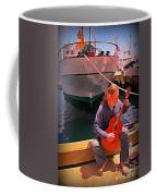 Fishermans Song Coffee Mug