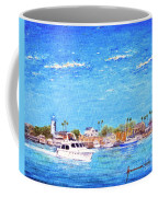 Fisherman's Village Coffee Mug