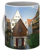 fishermens quarter in Ulm Coffee Mug