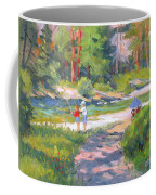 Fishing At Kennedy Meadows Coffee Mug