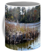 Fishing At Weeks Bay Coffee Mug