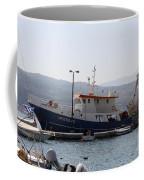 Fishing Boat Apostolos - Samos Coffee Mug