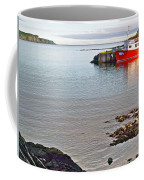 Fishing Boat Intwillingate Harbour-nl Coffee Mug