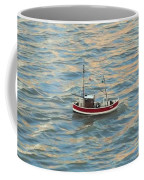 Fishing Boat Jean Coffee Mug