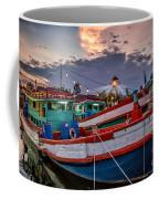 Fishing Boat V2 Coffee Mug