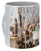 Fishing Boats Equipment Chaos Coffee Mug