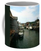 Fishing Boats In Fishtown Coffee Mug