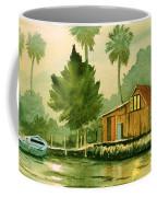 Fishing Cabin - Aucilla River Coffee Mug