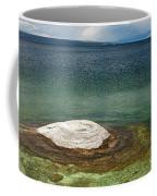 Fishing Cone In West Thumb Geyser Basin Coffee Mug