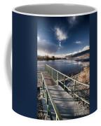 Fishing Dock Coffee Mug