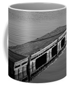 Fishing Dock Coffee Mug by Frozen in Time Fine Art Photography