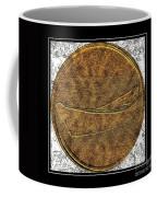 Fishing Dory - Brass Etching Coffee Mug