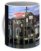 Fishing For Business Coffee Mug