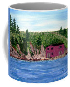 Fishing Gear Stage Coffee Mug