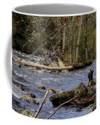 Fishing In Pacific Northwest Coffee Mug