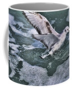 Fishing In The Foam Coffee Mug