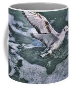 Fishing In The Foam Coffee Mug