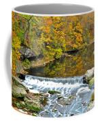 Fishing Is Relaxing Coffee Mug
