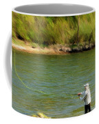 Fishing Lake Taneycomo Coffee Mug