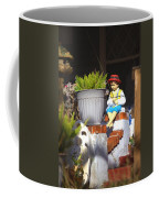 Fishing Off The Front Porch Coffee Mug