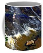 Fishing On The South Fork River Coffee Mug