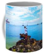 Fishing Paradise Coffee Mug