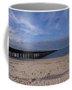 Fishing Pier 3 Coffee Mug