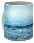 Fishing Coffee Mug by Sandy Keeton