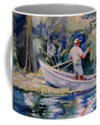 Fishing Spruce Creek Coffee Mug