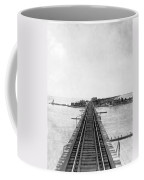 Fishing Village In Key West Coffee Mug