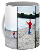 Fishing With Dad - Catch And Release Coffee Mug