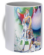 John Fishman And Vacuum Coffee Mug