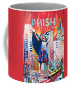 Fishman In Vegas Coffee Mug by Joshua Morton