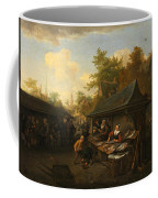 Fishmarket Coffee Mug