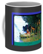 Fishn My Way Coffee Mug