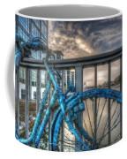 Fishy Bike Coffee Mug
